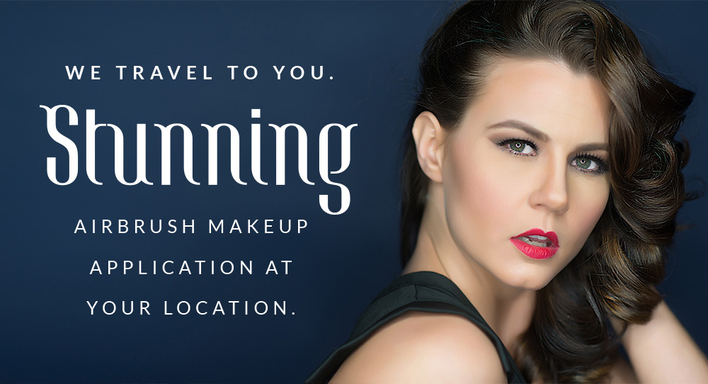 Enhancements Makeup and Beauty Lounge - Mobile Airbrush Makeup Service